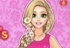 Rapunzel Doll Outfit