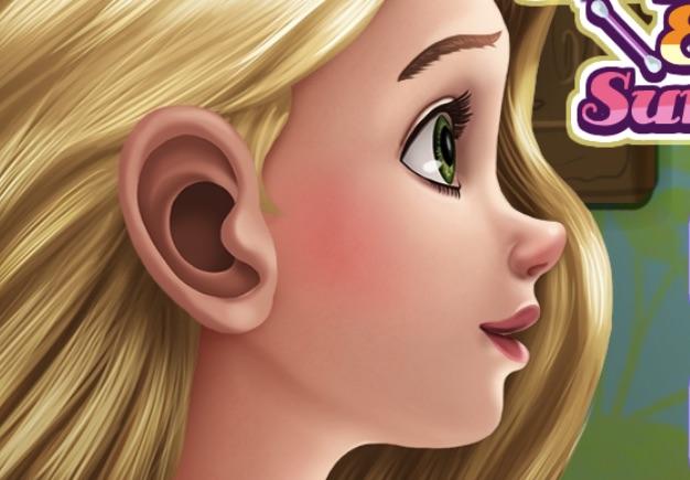 Rapunzel Ear Surgery