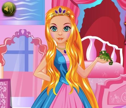 Rapunzel Hair Dresser