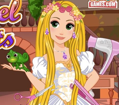 Rapunzel Hairstyle Designer