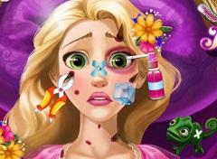 Rapunzel Injured