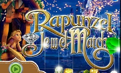 Rapunzel Jewel Match