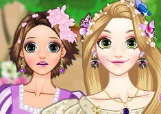 Rapunzel Long Hair or Short Hair