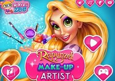 Rapunzel Make Up Artist