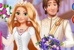 Rapunzel Medieval Wedding