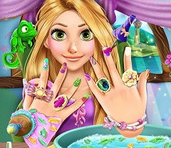 Rapunzel Nails Spa