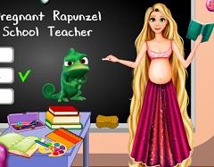 Rapunzel Pregnant Quiz