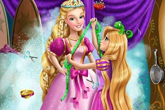 Rapunzel Princess Tailor