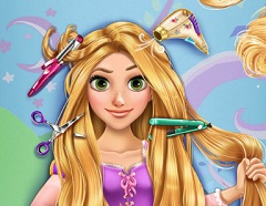 Rapunzel Real Hairstyle