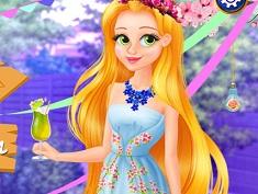Rapunzel Secret Garden