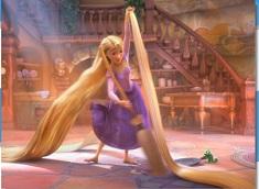 Rapunzel Sweeping Puzzle