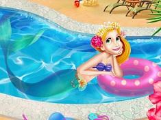 Jogo Rapunzel Sweet Vacation Online Gratis