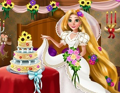 Rapunzel Wedding Decor