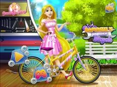 Rapunzel Workshop Bicycle