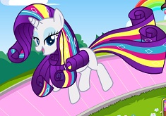 Rarity Rainbow Power