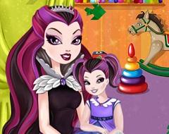 Raven Queen Baby Care