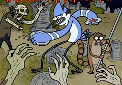 Regular Show Nighmare Athon