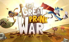 Regular Show The Great Prank War 3D