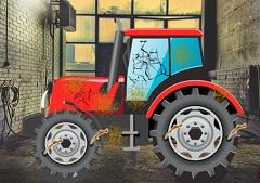 Repair the Tractor