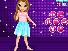 Retro Bratz Dress Up