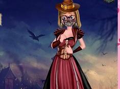 Riley Halloween Spooky Dress Up