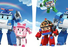 Robocar Poli Differences