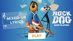 Rock Dog Mixed Up Lyrics
