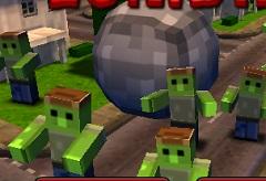 Rock vs Zombies 3D
