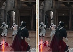 Rogue One Star Wars Spot 6 Diff