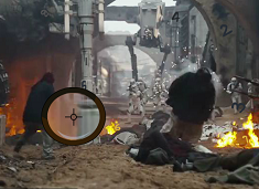 Rogue One Star Wars Spot the Numbers