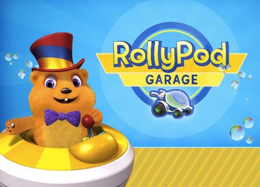 RollyPod Garage