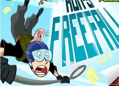 Ron Freefall