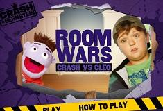 Room Wars Crash VS Cleo