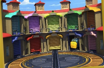 Roundhouse Romp