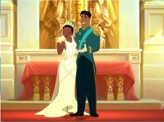 Royal Tiana and Naveen Puzzle