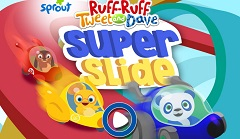 Ruff Ruff Tweet and Dave Games