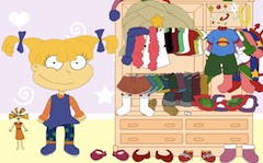 Rugrats Angelica Dress Up