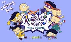 Rugrats Coloring Book