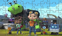 Rusty Rivets and Friends