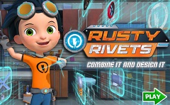 Rusty Rivets Combine It and Design It
