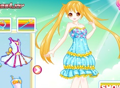 Sailor Moon Princesses Dress Up