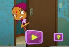 Sally Bollywood Investigates