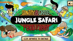 Sanjay and Craig Jungle Safari