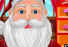 Santa Christmas Grooming