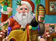 Santa Claus Hospital Recovery