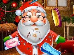 Santa Claus Messy