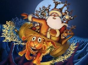 Santa Claws Puzzle