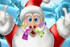 Santa Winter Flu