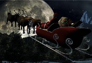 Santa's Sledge Puzzle