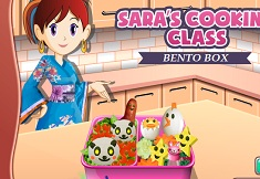 Sara Cooking Bento Box
